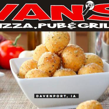 Van's Pizza, Pub, & Grill