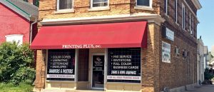 Printing Plus Inc. Signs & Vinyl Graphics