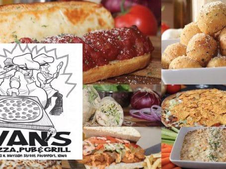 Van's Pizza, Pub & Grill- N. Harrison