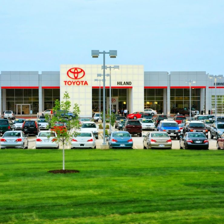 Hiland Toyota