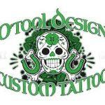 O'Tool Design Custom Tattoo